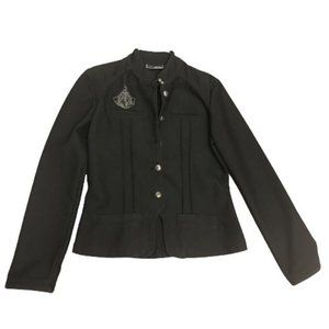 OAKLEY Military Style Button Up Jacket